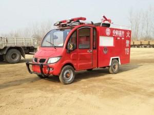 小型消防车 新能源电动消防车