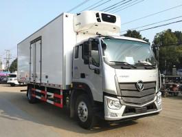 福田欧马可S5 7米6冷藏车