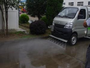 长安小型高压清洗车