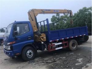 江淮3.2吨随车吊