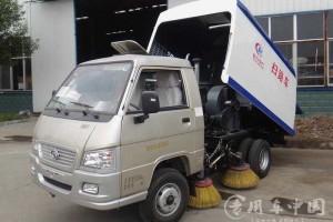 福田小卡小型扫路车厂家直销价13.1万
