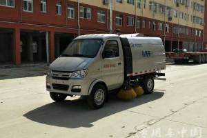 长安小型扫路车厂家直销价格¥10.9万元