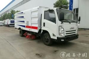 江铃凯锐多功能道路扫路车价格¥21.8万