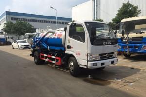 东风2方蓝牌吸污车价格价格¥109000元