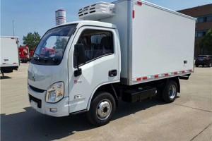 程力小型国六冷藏车新品上市_程力小型国六