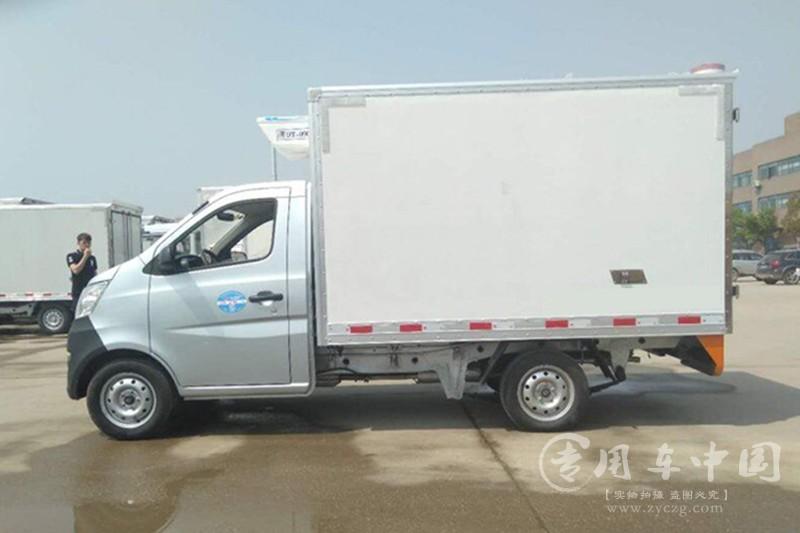 长安小型冷藏车价格5.2万元