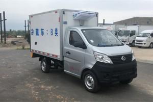 长安小型冷藏车价格5.9万。