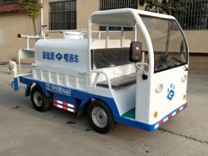 微型电动洒水车价格 那里生产电动洒水车