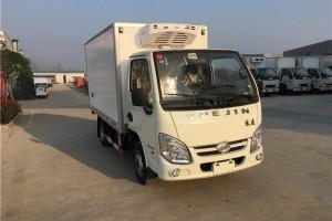 跃进国六小型冷藏车价格7.8万