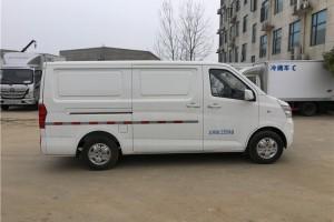 国六面包冷藏车价格9.2万