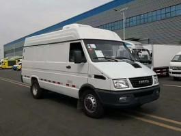 依维柯V40面包冷藏车价格18.9万
