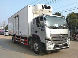 福田欧马可S57.6米冷藏车