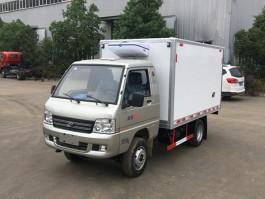 福田驭菱冷藏车3米