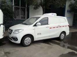 福田伽途ix5冷藏车
