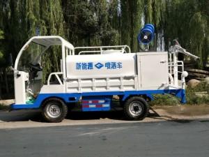 园林绿化小型洒水车价格 什么地方销售喷洒车