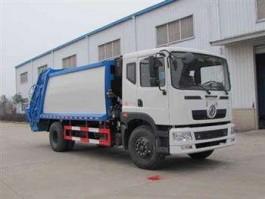 东风T3 10方压缩式垃圾车