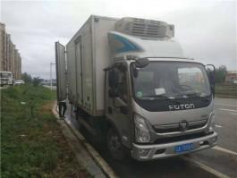 福田二手冷藏车