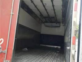 二手东风6.8米冷藏车