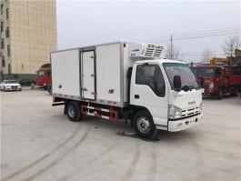 庆玲五十铃4.2米冷藏车 (5)
