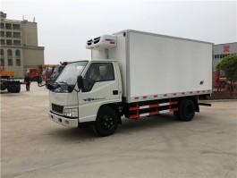 程力江铃4.2米冷藏车厂家