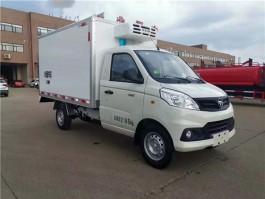 祥菱V1小型冷藏车