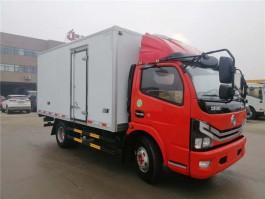 凯普特4.2米冷藏车