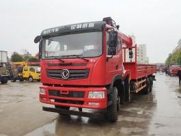 东风T5三一12吨随车吊厂家限时促销
