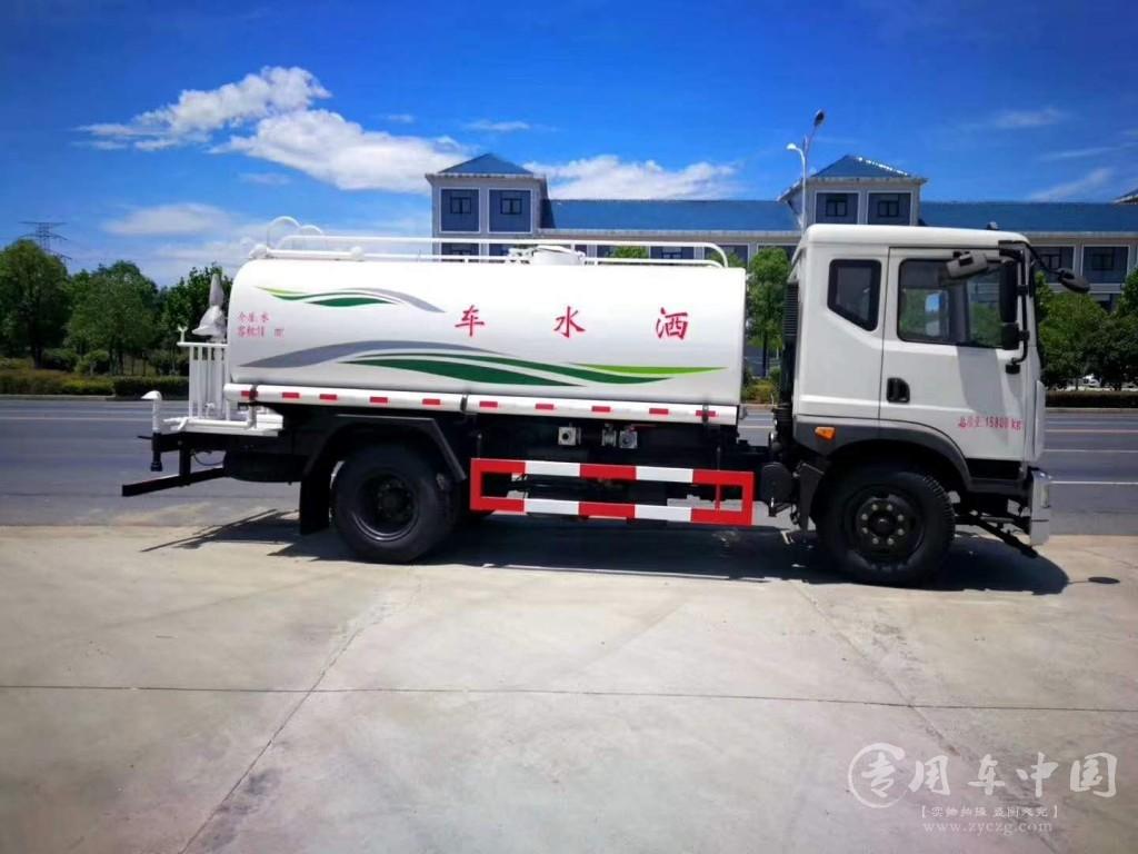 东风T312吨洒水车现车促销中