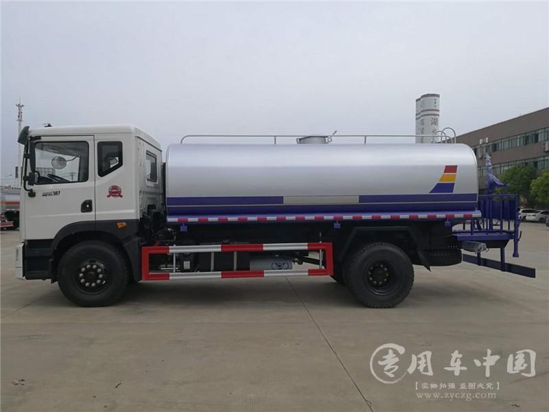东风T5绿化喷洒车14方图片