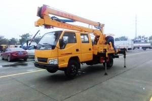江铃12米曲臂高空作业车价格¥149000元
