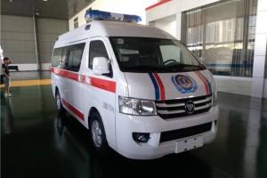 福田风景G7转运型救护车价格¥106000元