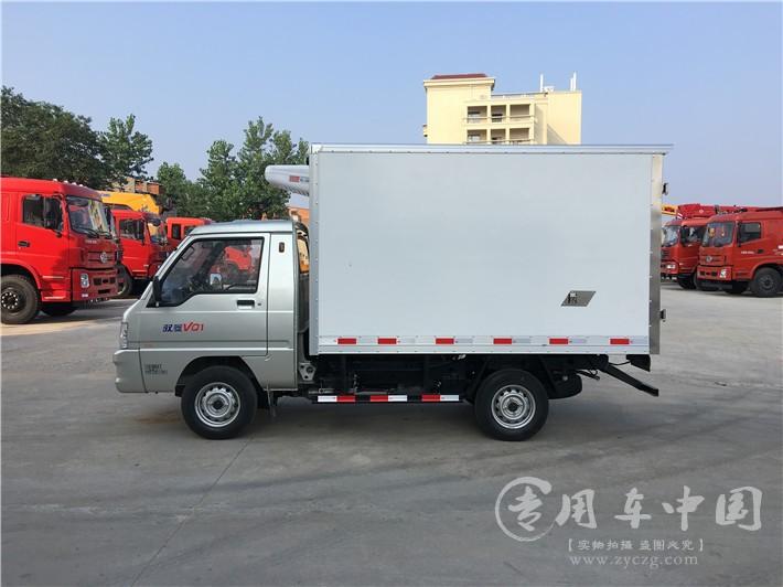 福田2.6米冷藏车