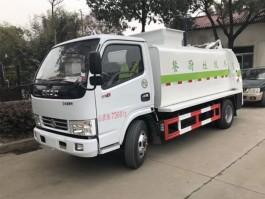 东风小多利卡泔水车(餐厨垃圾车)3-6方