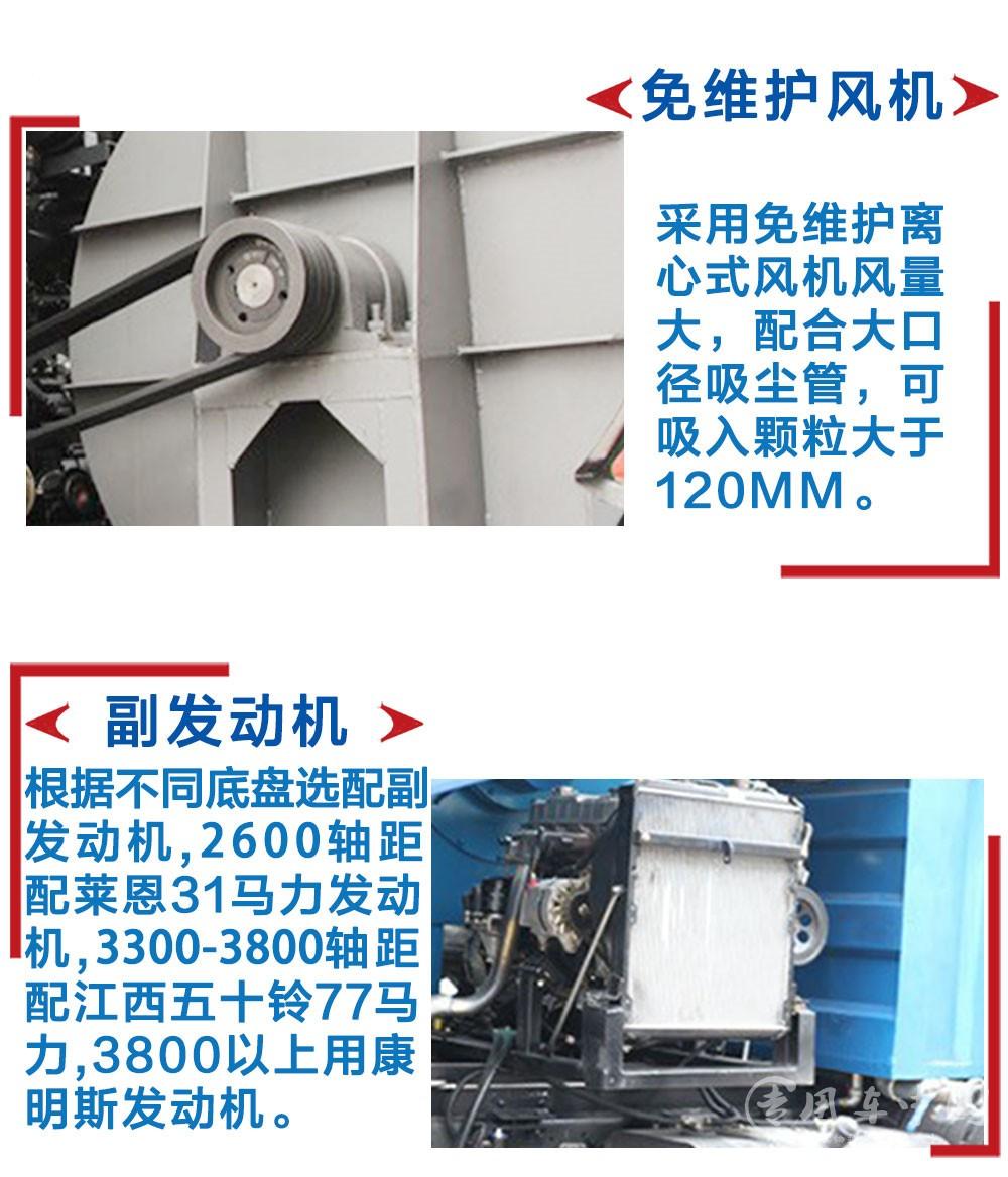 东风天锦道路清扫车细节图片1