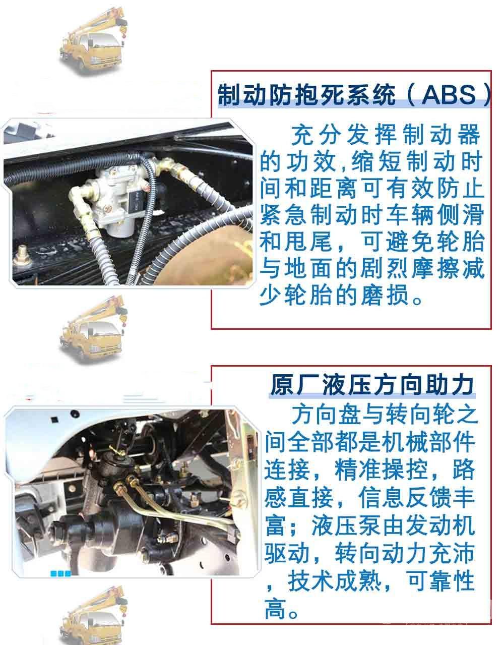 东风多利卡18米曲臂式高空作业车图片1