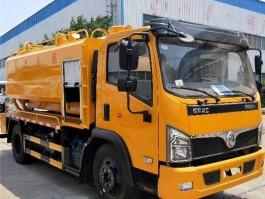 国六5吨联合疏通车