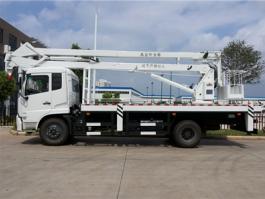 22米曲臂式高空作业车