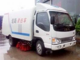 江淮小型扫路车