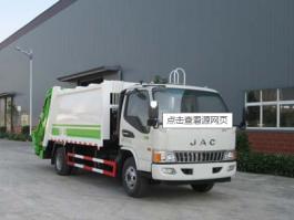 江淮环卫垃圾车