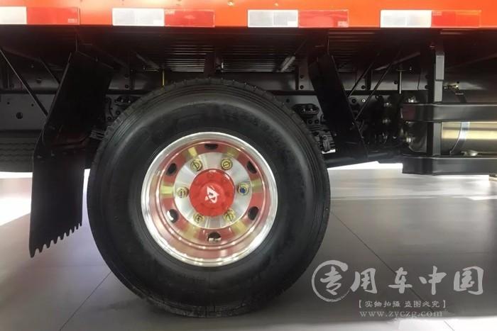 东风凯普特国六全柴H20发动机