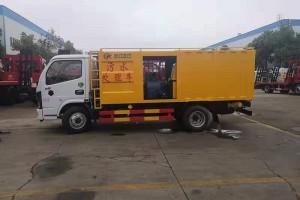 国六排放东风多利卡蓝牌污水处理车价格¥339000元