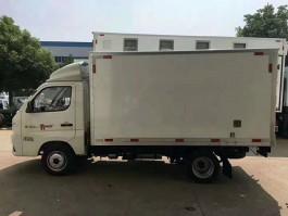 福田M1国六冷藏车