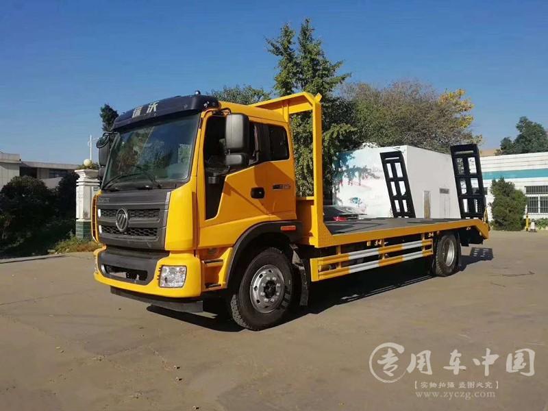 新款福田瑞沃平板运输车价格¥14.5万元