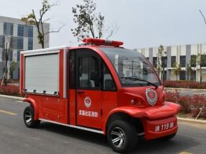 西安傲威电动消防车生产厂家,陕西微型消防站价格,消防车品牌