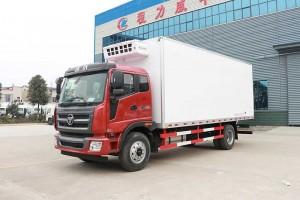 福田瑞沃6.7米冷藏车价格¥20.4万