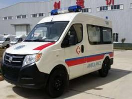 东风御风短轴运输型救护车(柴油)