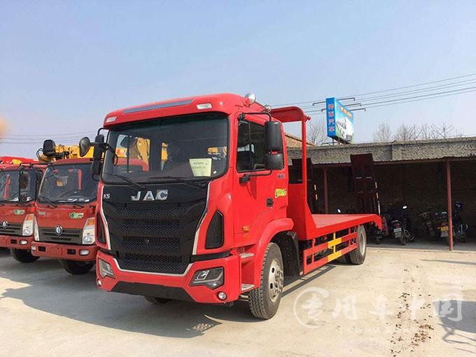 江淮平板运输车优质配置耐用更可靠