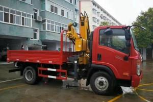 大运3.2吨徐工折臂随车吊价格:¥152000元