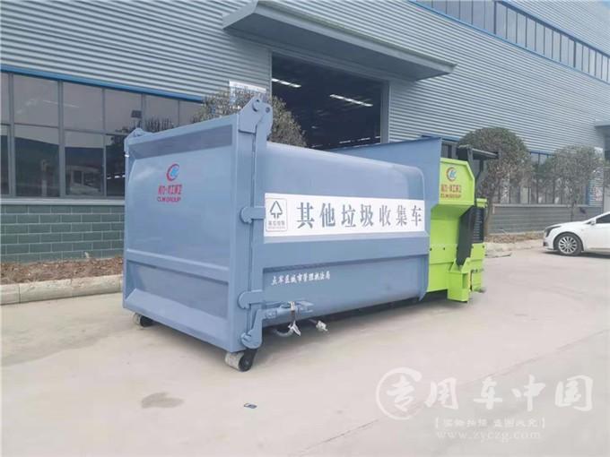 12方移动垃圾压缩站价格表:¥11.2-14.5万