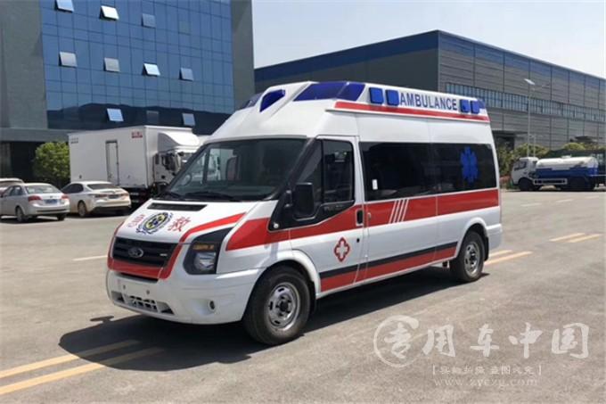 转运型救护车福特价格表:¥17.5-26.8万
